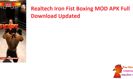 Realtech Iron Fist Boxing MOD APK Full Download Updated