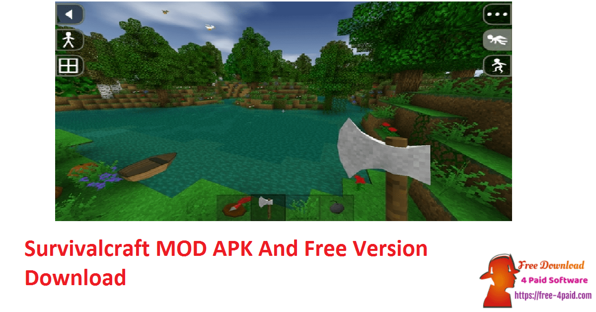 Survivalcraft MOD APK And Free Version Download
