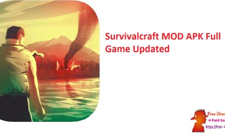 Survivalcraft MOD APK Full Game Updated