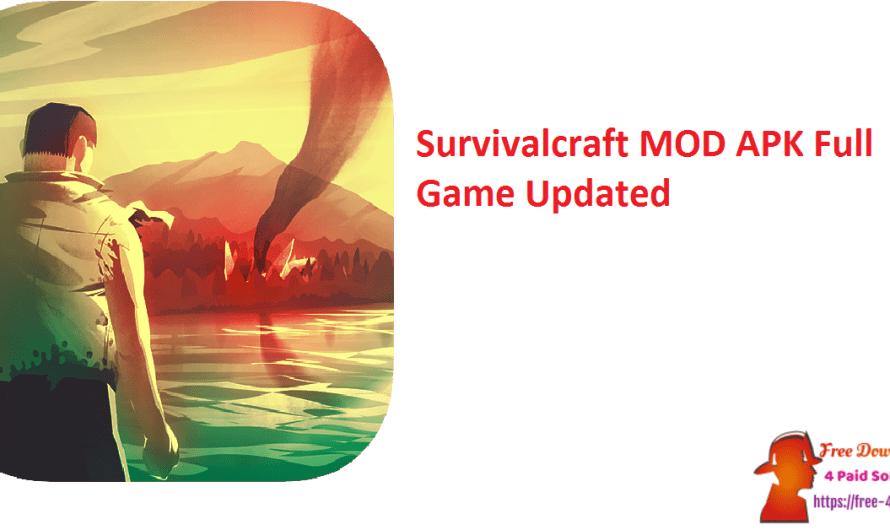 Survivalcraft 2.5 Crack MOD APK Full Game [Updated]