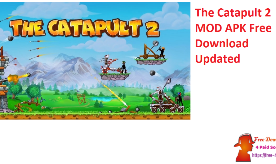The Catapult 2 6.0.1 MOD APK Free Download [Updated]