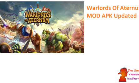 Warlords Of Aternum MOD APK Updated