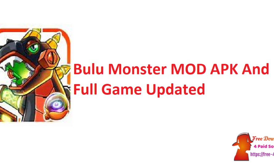 Bulu Monster 8.0.2 MOD APK And Full Game [Updated]