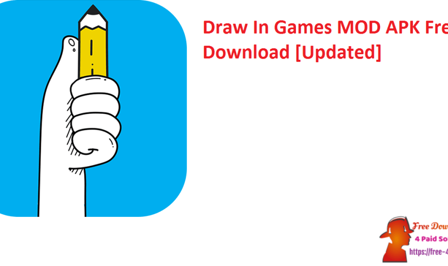 Draw In Games 1.3.4 MOD APK Free Download [Updated]