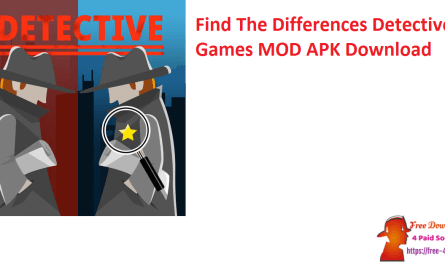 Find The Differences Detective 3 Games MOD APK Download