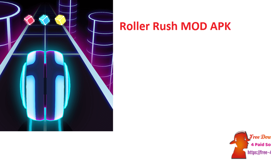 Roller Rush 2.3 MOD APK Free Game [ Updated ]