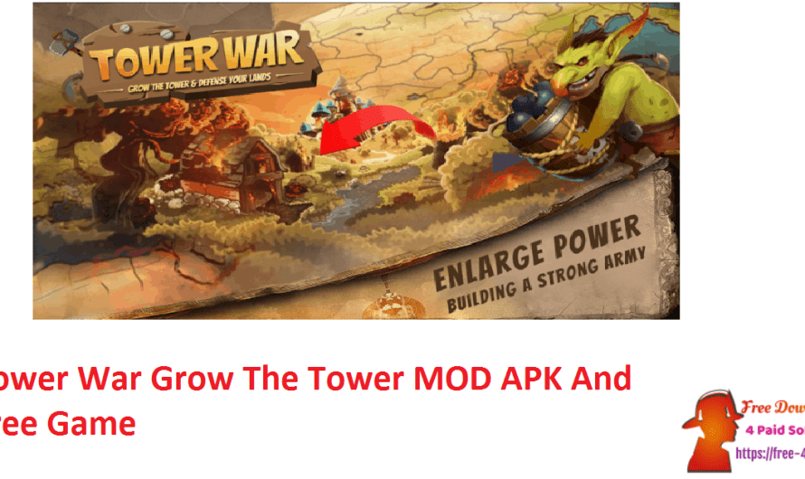 Tower War Grow The Tower 1.0 MOD APK And Free Game