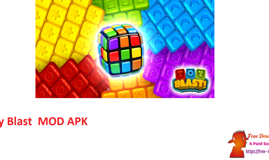 Toy Blast 9020 MOD APK And Free Game [Updated]