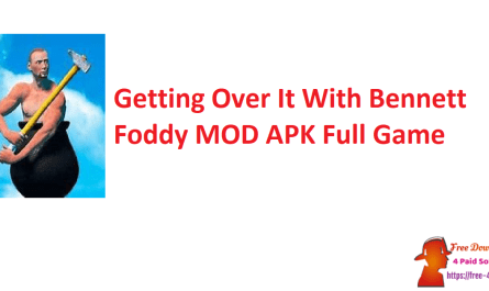 Getting Over It With Bennett Foddy MOD APK Full Game