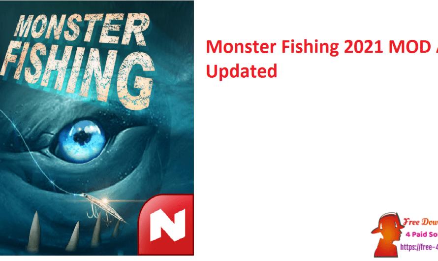 Monster Fishing 2021 0.1.204 Crack MOD APK [Updated]