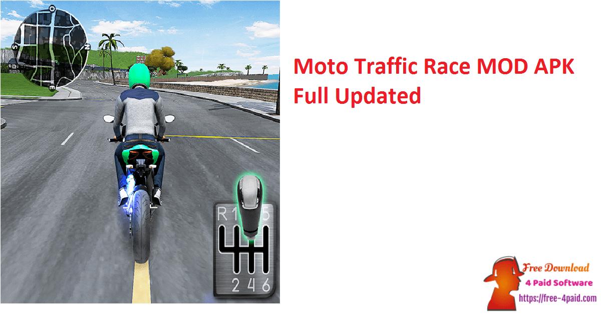 Moto Traffic Race MOD APK Full Updated