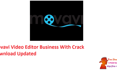 Movavi Video Editor Business With Crack Download Updated
