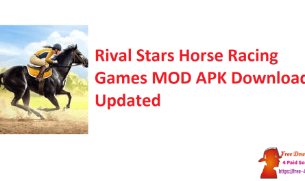 Rival Stars Horse Racing Games MOD APK Download Updated
