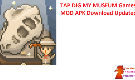 TAP DIG MY MUSEUM Games MOD APK Download Updated