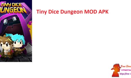 Tiny Dice Dungeon MOD APK