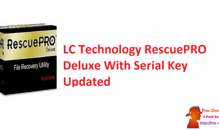 LC Technology RescuePRO Deluxe With Serial Key Updated