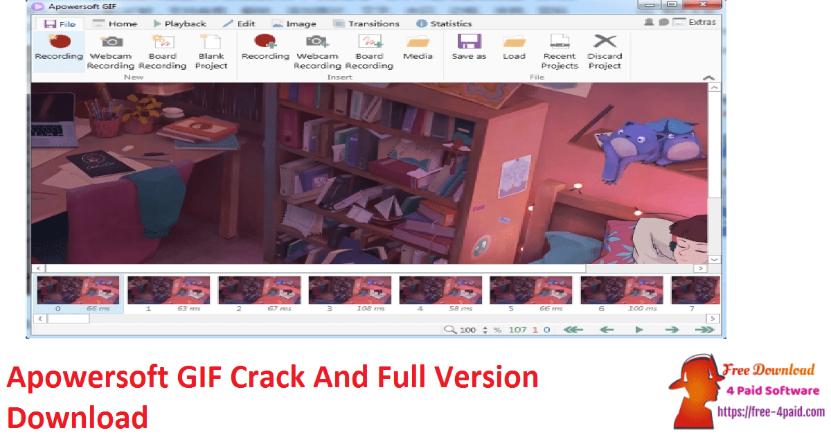 Apowersoft GIFCrack And Full Version Download