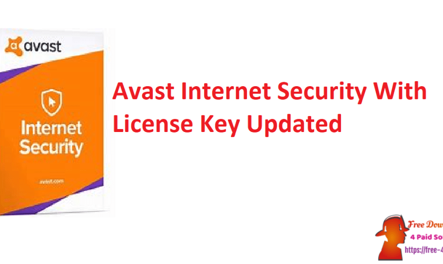 Avast Internet Security 21.6.2474 (Build 19.8.4793) With License Key [Updated]