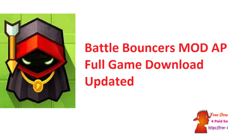 Battle Bouncers MOD APK Full Game Download Updated
