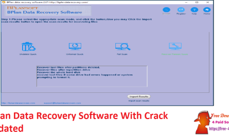 Bplan Data Recovery Software With Crack Updated