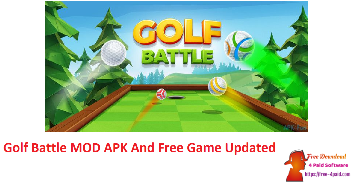 Golf Battle MOD APK And Free Game Updated