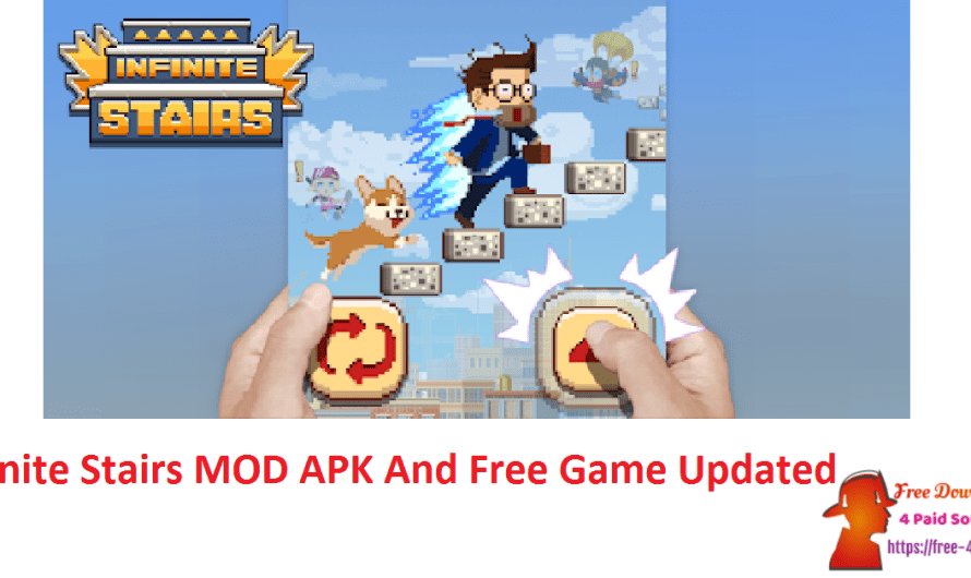 Infinite Stairs 1.3.79 MOD APK And Free Game [Updated]