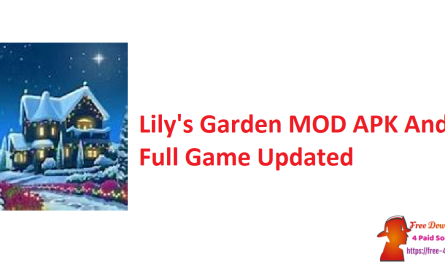 Lily's Garden MOD APK And Full Game Updated
