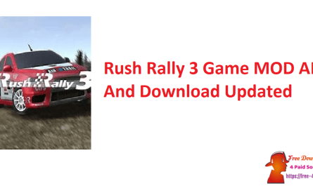 Rush Rally 3 Game MOD APK And Download Updated