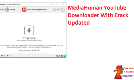 MediaHuman YouTube Downloader With Crack Updated