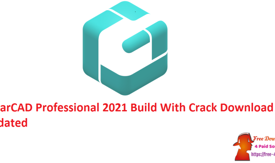 GstarCAD Professional 2021 Build 191031 Crack Download Updated