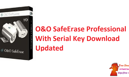 O&O SafeErase Professional With Serial Key Download Updated