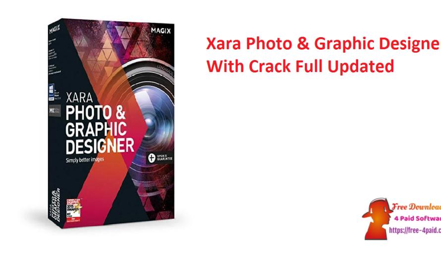 Xara Photo & Graphic Designer 17.1.0.60742 With Crack Full [Updated]