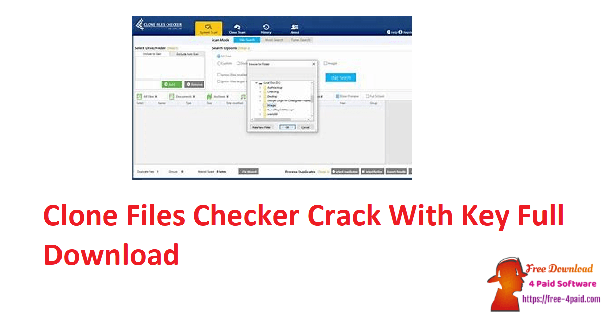 Clone Files Checker Crack With Key Full Download