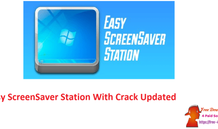 Easy ScreenSaver Station With Crack Updated