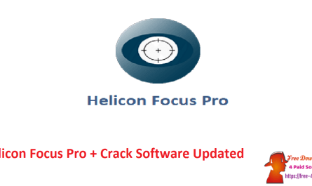 Helicon Focus Pro + Crack Software Updated