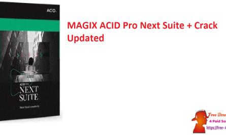 MAGIX ACID Pro Next Suite + Crack Updated