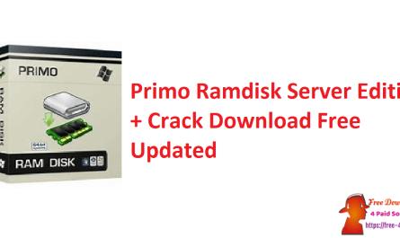 Primo Ramdisk Server Edition + Crack Download Free Updated
