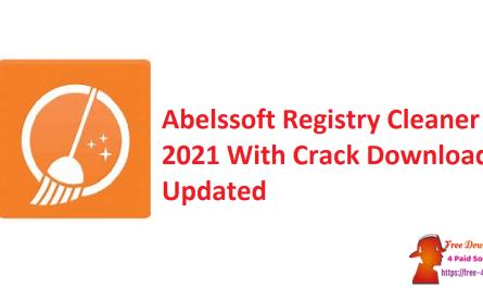 Abelssoft Registry Cleaner 2021 With Crack Download Updated