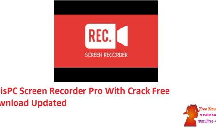 ChrisPC Screen Recorder Pro With Crack Free Download Updated