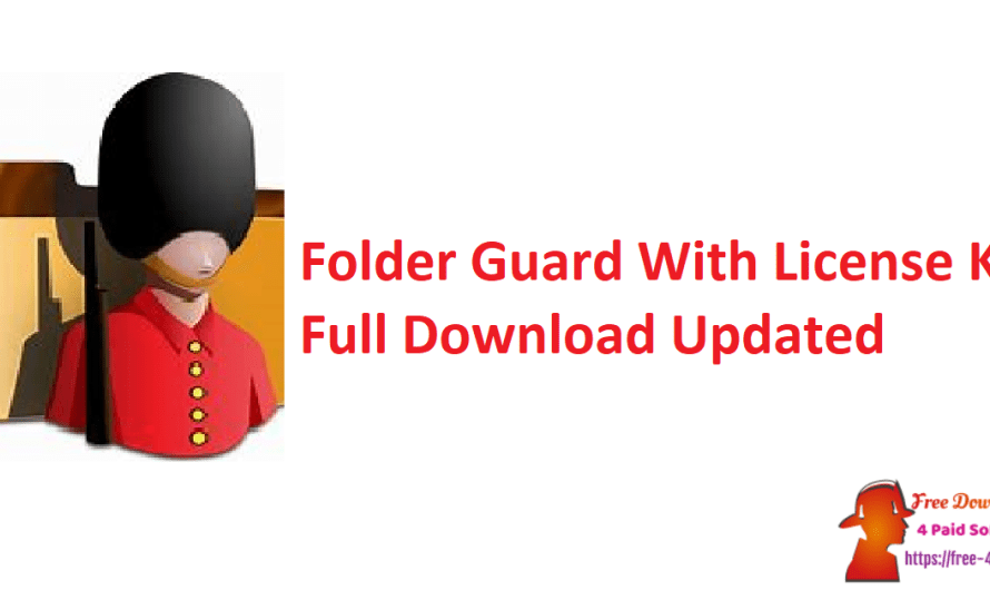 Folder Guard 21.4.0 With License Key Full Download [Updated]