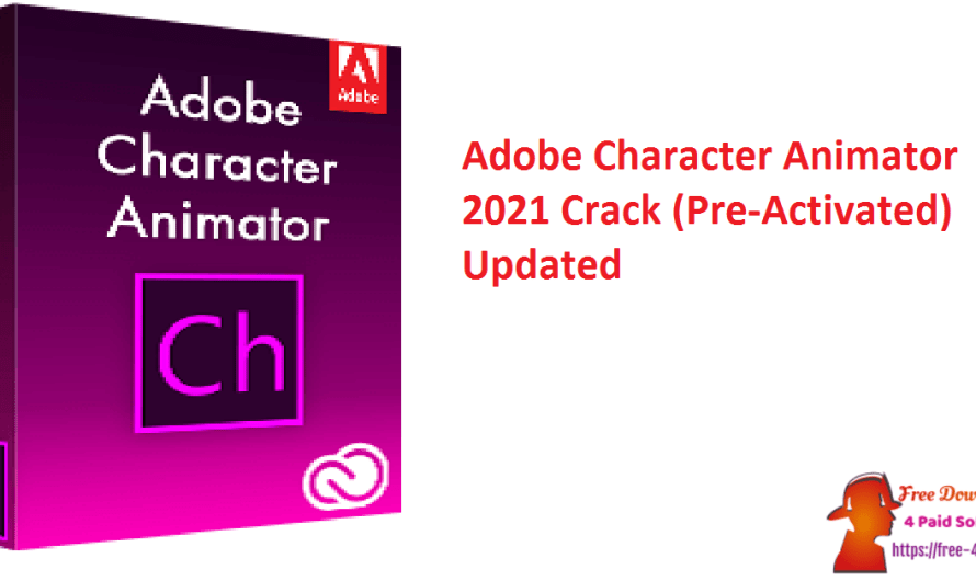 Adobe Character Animator 4.4.0.44 Crack (Pre-Activated) [Updated]