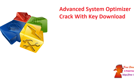 Advanced System Optimizer Crack With Key Download