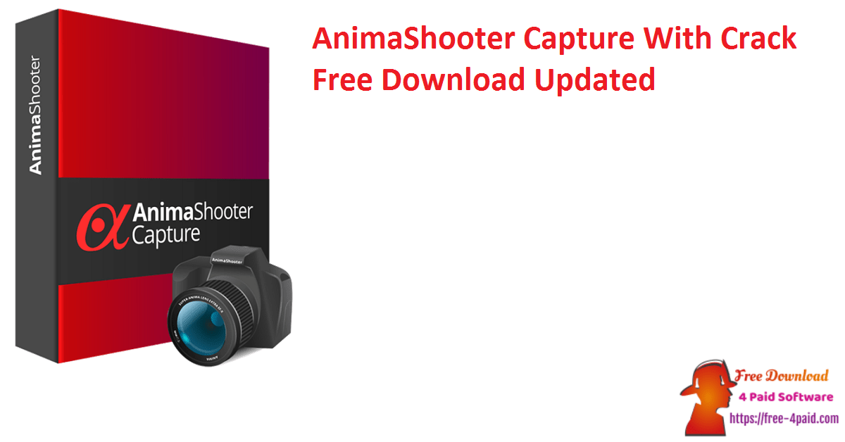 AnimaShooter Capture With Crack Free Download Updated