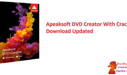 Apeaksoft DVD Creator With Crack Download Updated