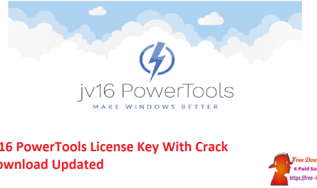 Jv16 PowerTools License Key With Crack Download Updated
