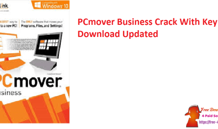 PCmover Business Crack With Key Download Updated