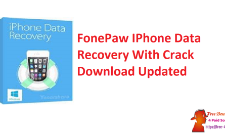 FonePaw IPhone Data Recovery With Crack Download Updated