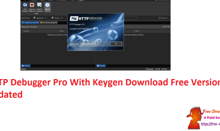 HTTP Debugger Pro With Keygen Download Free Version Updated