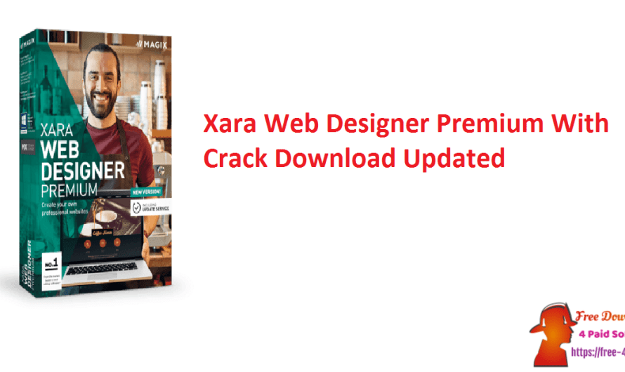 Xara Web Designer Premium 18.5.0.62892 With Crack Download [Updated]
