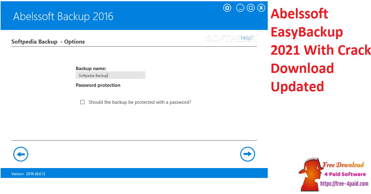 Abelssoft EasyBackup 2021 With Crack Download Updated